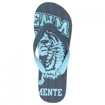 Realm REALM EL TIGER FLIP FLOP SANDALS Blue