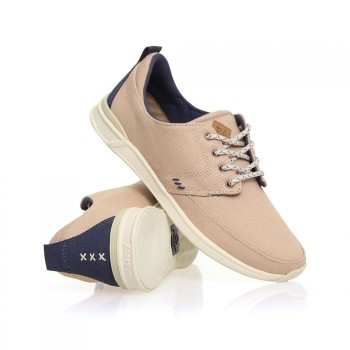 Reef Reef Rover Low Shoes Cream