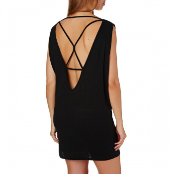 Rip Curl RIP CURL BONDI DRESS BLACK