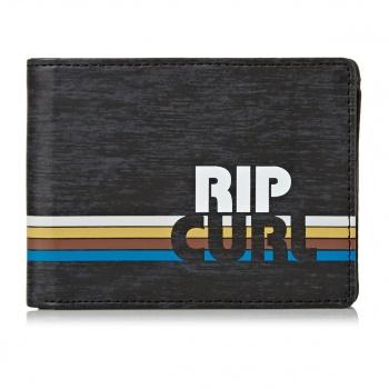 Rip Curl RIP CURL NEW PU ROCKERED WALLET BLACK