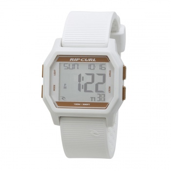 Rip Curl RIP CURL SONIC DIGITAL WATCH WHITE