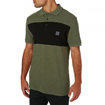 Rip Curl RIP CURL SPOKE POLO SHIRT SEA TURTLE MARL