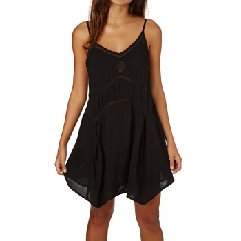 Rip Curl RIP CURL SUNRAY DRESS BLACK