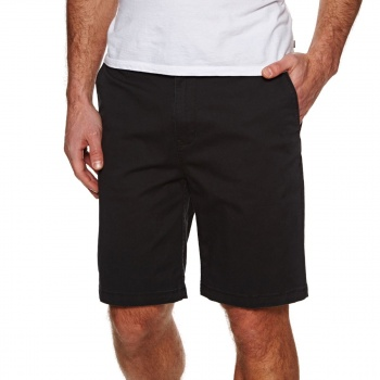 Rip Curl RIP CURL TRAVELLERS WALKSHORT 20 CHINO SHORT BLACK