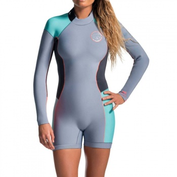 Ripcurl Ripcurl Dawn Patrol Long Sleeve Wetsuit Turquoise