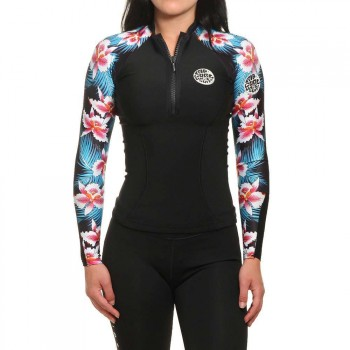 Ripcurl Ripcurl G Bomb 1MM Neoprene Wetsuit Jacket Print