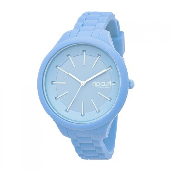 Ripcurl Ripcurl Horizon Silicone Watch Baby Blue