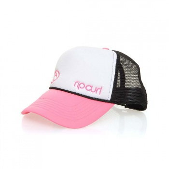 Ripcurl Ripcurl Hotwire Trucker Cap Bright Pink