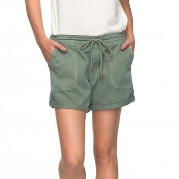 Roxy Roxy Arecibo Shorts Olive