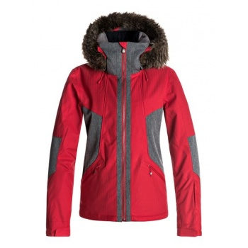 Roxy ROXY ATMOSPHERE-SNOW JACKET FOR WOMEN-RED