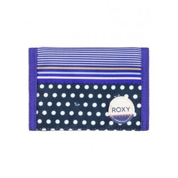 Roxy ROXY BEACH GLASS-HOOK & LOOP WALLET FOR WOMEN-PINK