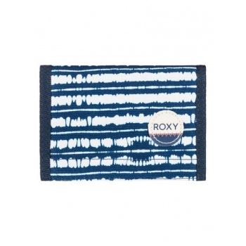 Roxy ROXY BEACH GLASS-LARGE WALLET FOR WOMEN-BLUE