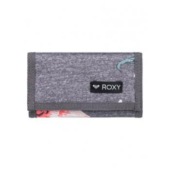 Roxy ROXY BEACH GLASS-TRI-FOLD WALLET-BLACK