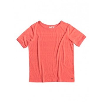 Roxy ROXY CLOUDS-T-SHIRT FOR WOMEN-PINK