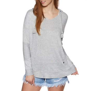 Roxy ROXY COZY CHILL HOODY HERITAGE HEATHER