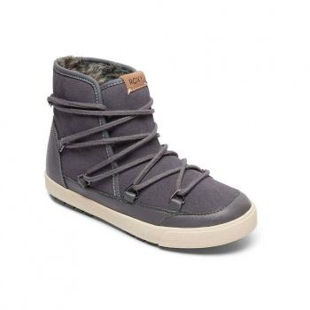 Roxy Roxy Darwin Boots Charcoal