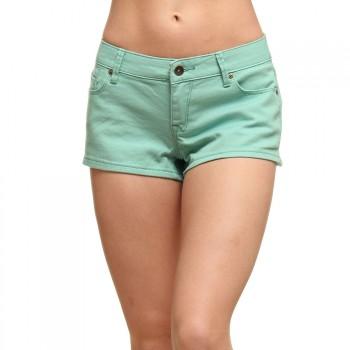 Roxy Roxy Forever Colours Shorts Creme De Menthe