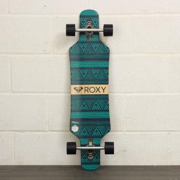 Roxy Roxy Free Freeride Longboard 36 Inch Skateboard