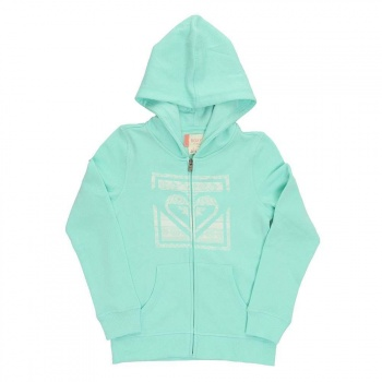 Roxy Roxy Girls Tatakoto Hoody Beach Glass