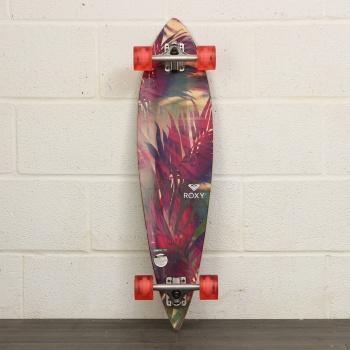Roxy Roxy Glider Pintail Longboard 36 Inch Skateboard