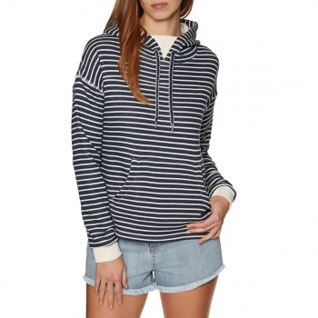 Roxy ROXY GREATEST GLORY HOODY DRESS BLUES TRIPPIN