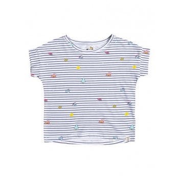 Roxy ROXY HAPPY PALM-T-SHIRT FOR GIRLS 2-7-YELLOW