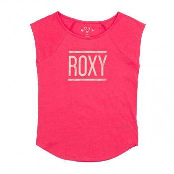 Roxy ROXY HEAVENS A HEARTBREAK T-SHIRT ROUGE RED