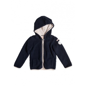 Roxy ROXY HIT THE SACK-ZIP-UP HOODIE FOR GIRLS 2-7-BLUE