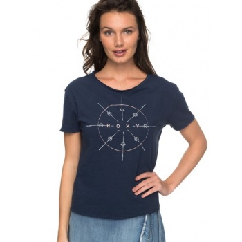 Roxy ROXY MOJITO PARTY-T-SHIRT FOR WOMEN-BLUE