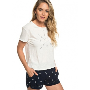Roxy ROXY MOJITO PARTY-T-SHIRT FOR WOMEN-WHITE