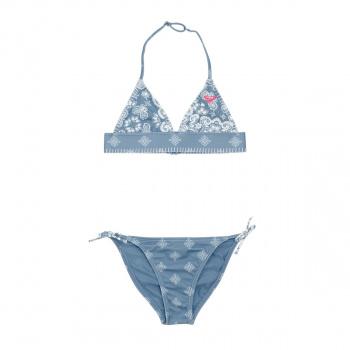 Roxy ROXY NAUTICAL SUMMER BIKINI BLUE SHADOW BANDANA