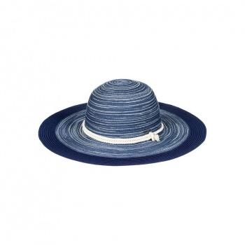 Roxy Roxy Ocean Dream Straw Hat Dress Blues