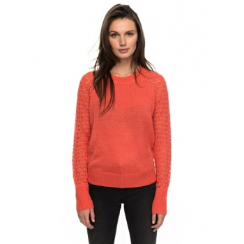 Roxy ROXY PASSION OR NOTHING-JUMPER FOR WOMEN-PINK