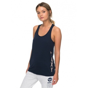 Roxy ROXY PLAY AND WIN D-VEST TOP FOR WOMEN-BLUE