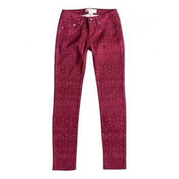 Roxy ROXY SEA HORSE-SLIM FIT JEANS FOR GIRLS-RED