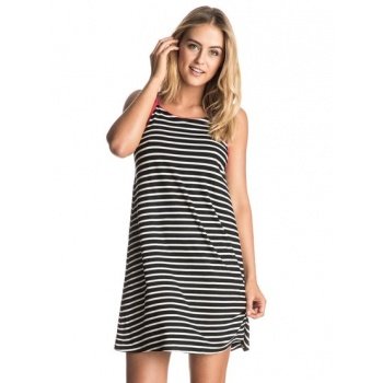 Roxy ROXY SEE YOU SOMETIME-STRAPPY DRESS FOR WOMEN-BLACK