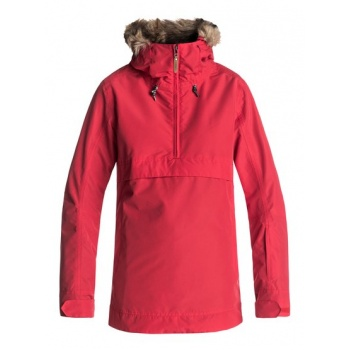 Roxy ROXY SHELTER-SNOW JACKET FOR WOMEN-RED
