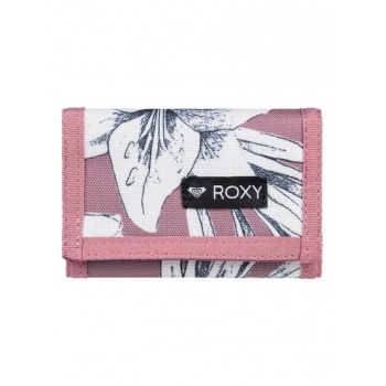 Roxy ROXY SMALL BEACH-BI-FOLD WALLET-PINK