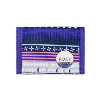 Roxy ROXY SMALL BEACH-HOOK & LOOP WALLET FOR WOMEN-PINK
