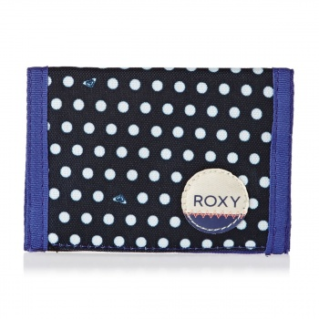 Roxy ROXY SMALL BEACH WALLET DRESS BLUES SMALL WINTERY GEO