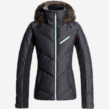 Roxy ROXY SNOWSTORM-SNOW JACKET FOR WOMEN-BLACK