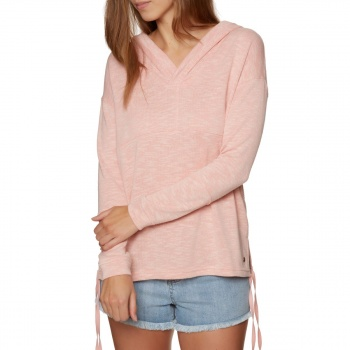 Roxy ROXY SUNSET SURFSIDE HOODY ROSE TAN
