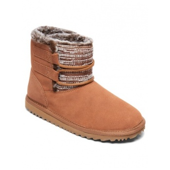 Roxy ROXY TARA-SNOW BOOTS FOR WOMEN-BROWN