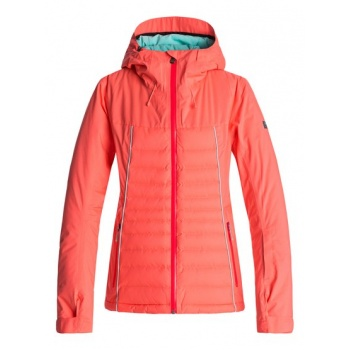 Roxy ROXY TRACER-SNOW JACKET FOR WOMEN-ORANGE