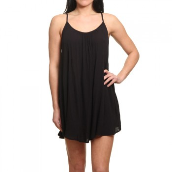 Roxy Roxy Windy Fly Away Dress True Black