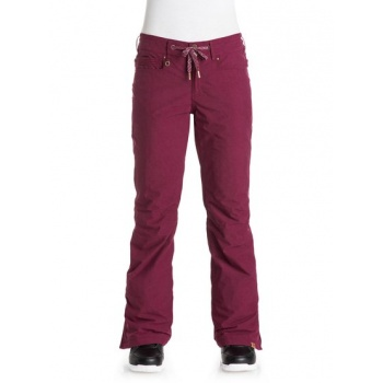 Roxy ROXY WOODRUN-SNOW PANTS FOR WOMEN-RED