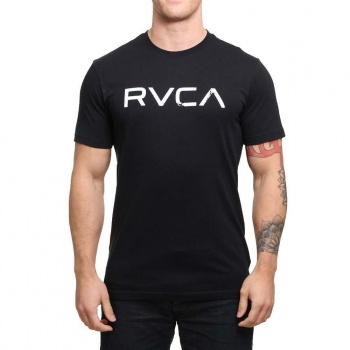 RVCA RVCA Big RVCA Tee Black