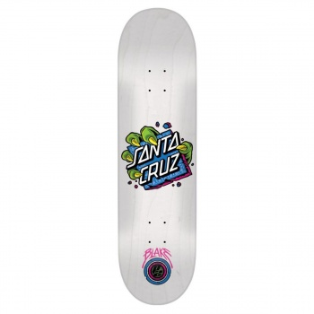 Santa Cruz SANTA CRUZ DOT JOHNSON BEAST PRO P2 SKATEBOARD DECK 8.25 INCH