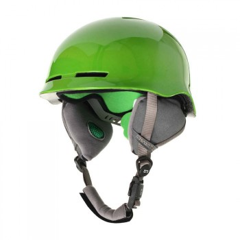 Shred Ready SHRED READY FORTY 4 SNOW HELMET Flash Green