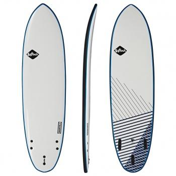 Softech SOFTECH BRAINCHILD FCSII SURFBOARD NAVY